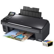 Epson DX8400 printer scanner